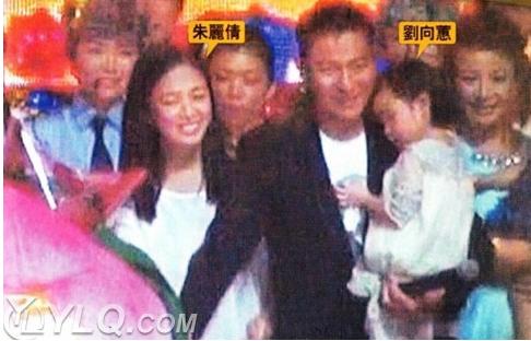 刘德华老婆朱丽倩照片个人资料曝光朱丽倩为什么这么老不保养