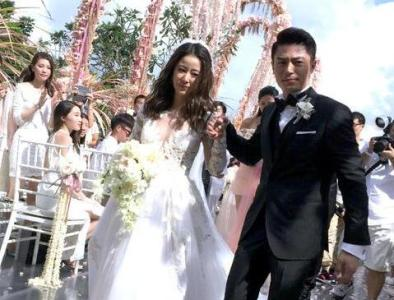 陈乔恩霍建华为什么分手原因揭秘 陈乔恩霍建华婚礼大哭真的吗