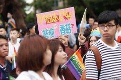 台湾同性婚姻合法日期要多久2017结果,2017台湾同性婚姻平权二读