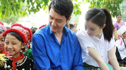冯绍峰倪妮为什么分手真实原因冯绍峰井柏然不尴尬吗同台照曝光