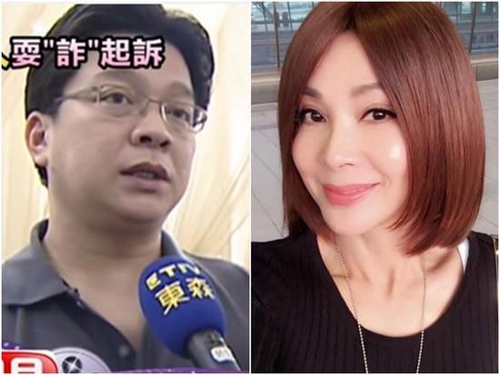 陈美凤和邱泽不伦恋细节不堪入目,陈美凤旧爱张富落魄成为通缉犯