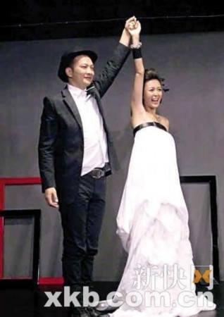 女星唐宁离婚老公邓伟杰干嘛的奉子成婚内幕,唐宁俩孩子归谁近照
