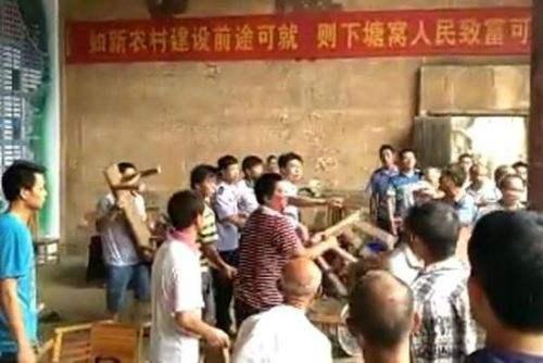 湖南邵阳村支书打死村民全过程手段残忍,被打死村民和村支书恩怨