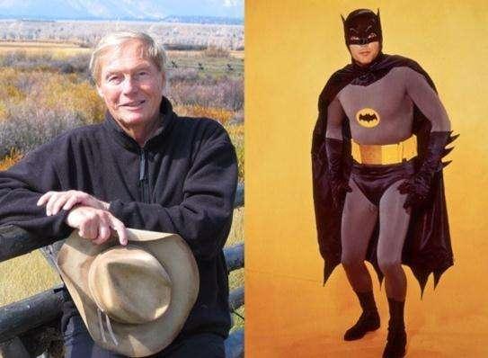 首代剧版蝙蝠侠亚当威斯特去世年纪什么病?亚当威斯特年轻时好帅