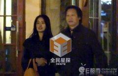 刘亦菲干爹和新欢杨采钰激吻互摸动图,陈金飞毁了杨采钰天涯扒皮