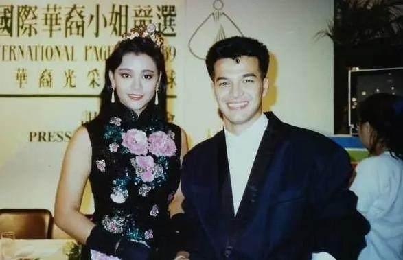艳星郭秀云电影儿子好帅 郭秀云二婚丈夫庞杰干嘛的结婚照