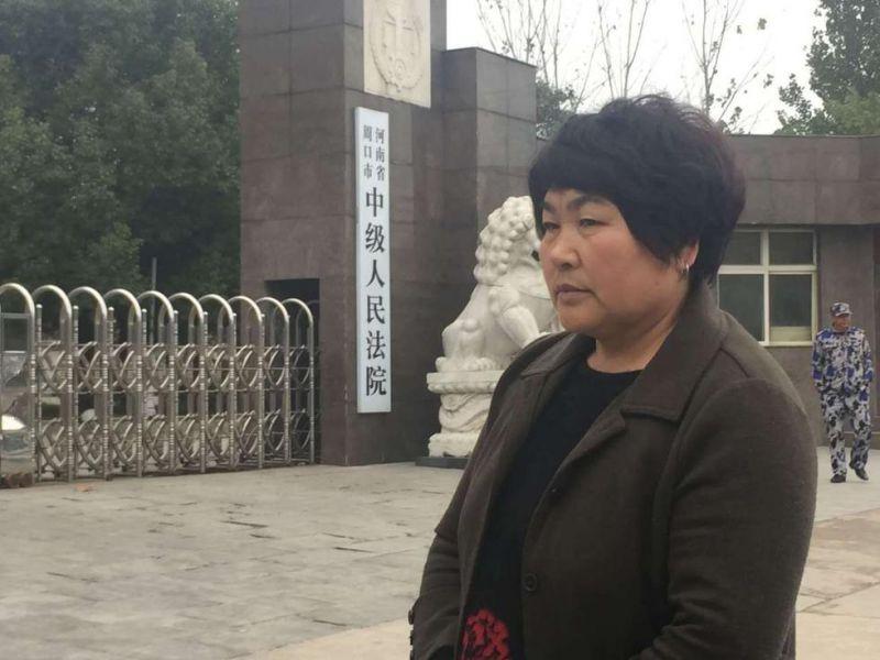 农妇李桂英追凶17年后续嫌疑人最终审判结果,李桂英丈夫死的好冤