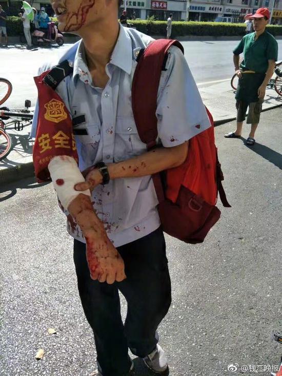 杭州餐馆煤气爆炸瞬间恐怖监控,事故原因救援现场死伤人数惨状图