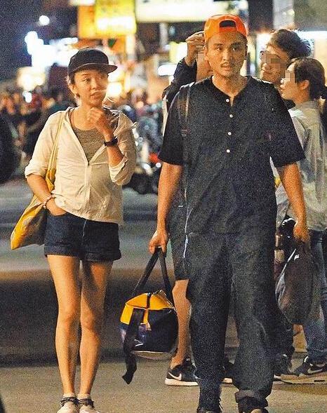 陈意涵新恋情曝光承认过的男友有谁?陈意涵杨颖撕逼下场事件始末