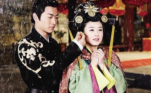 陈晓赵丽颖在一起过吗为什么分手原因陈晓怎么会看上陈妍希