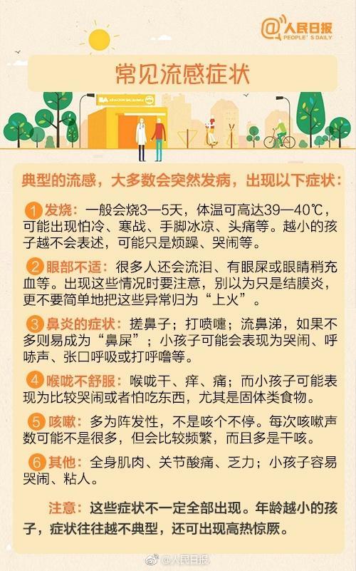 2017香港流感死亡人数主要症状是什么?最全的预防措施方法有哪些