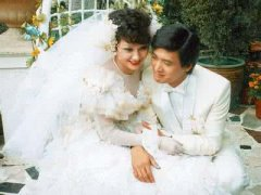 周润发前妻余安安和老婆陈荟莲对比谁漂亮, 揭陈荟莲背景超有钱
