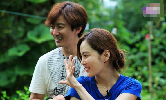 蔡琳高梓淇怀孕照片曝光上的韩国节目,蔡琳的前夫是谁为什么离婚