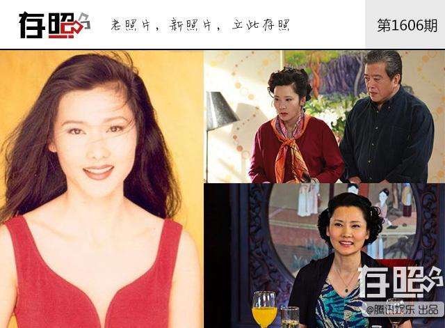 中国演员妈妈专业户年轻时美艳私照,电视剧妈妈专业户演员现状图
