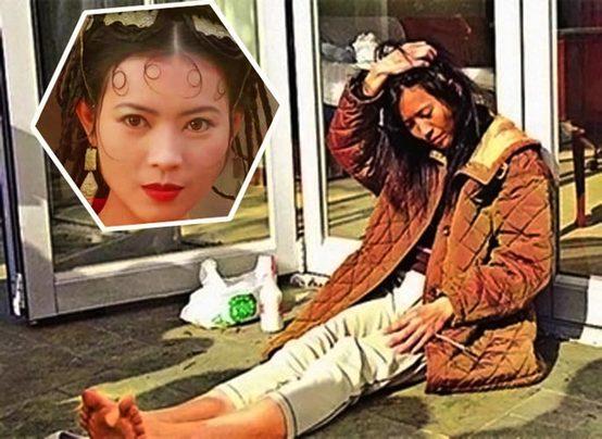 蓝洁瑛确认2017复出演戏?被洪金宝邓光荣强奸疯了为什么没人帮她