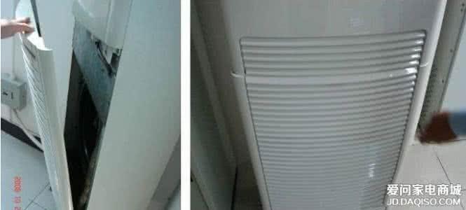 格力柜式空调怎么拆洗视频步骤图解,柜式空调怎么清洗过滤网图解
