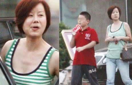 满文军与二婚老婆李俐吸毒被抓图离婚了吗?满文军第一任妻子照片