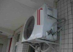 空调不制冷外机不转怎么回事解决方法图解,空调外机转但不制冷原