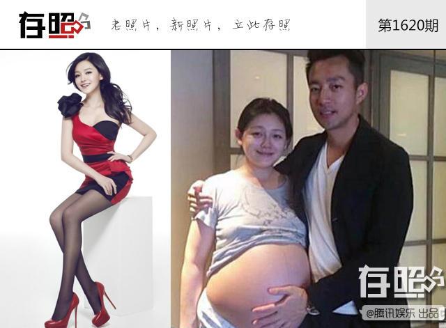 女星孕期变脸前后对比谁最好看?女星怀孕五官变形好丑判若两人图