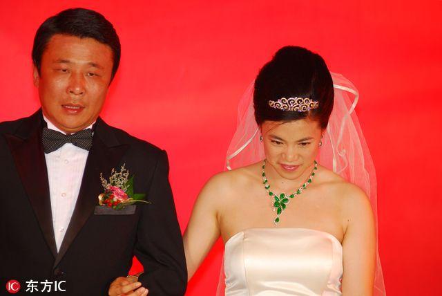 王楠老公郭斌是干嘛的资料背景揭秘 郭斌是二婚吗为什么娶王楠