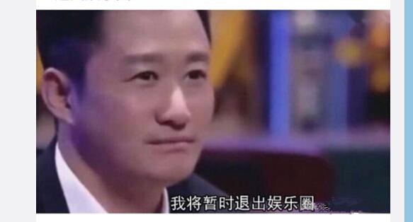 吴京宣布暂退娱乐圈是怎么回事背后原因是什么, 揭吴京退出后去向
