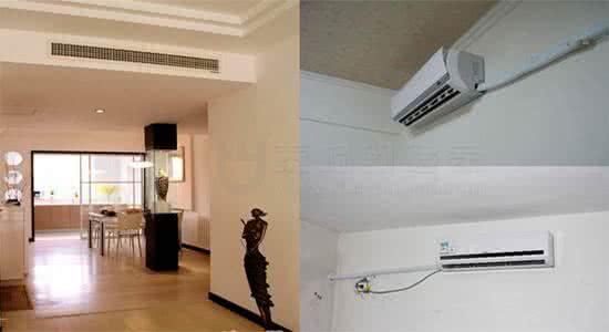 中央空调和普通空调区别哪个更省电?中央和普通空调的优缺点对比