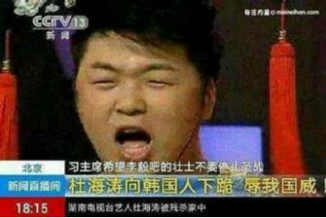 杜海涛下跪权志龙事件被打图曝光 何炅如何评论杜海涛下跪