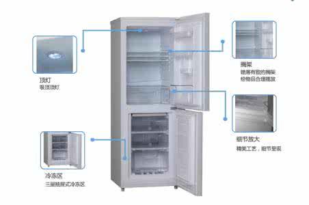 伊莱克斯冰箱温度设置调节图解,伊莱克斯冰箱电脑面板怎么调节图