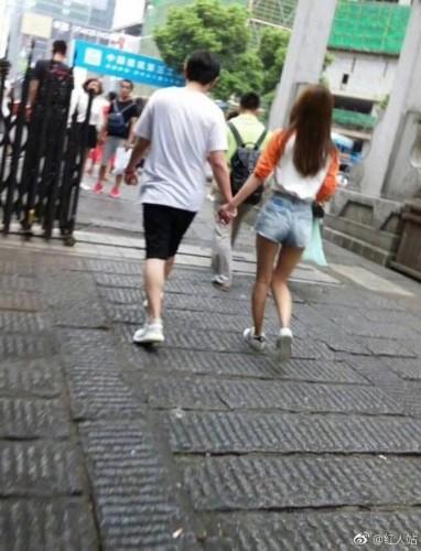 王思聪清纯女友米咪个人资料演过哪些电视剧?米咪摄影师男友照片
