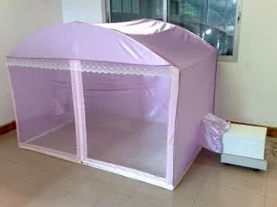 蚊帐空调制冷效果怎么样多少钱一台?蚊帐空调哪个品牌好图片价格