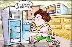 冰箱门关不严没吸力怎么办什么原因,轻松解决冰箱门关不严小妙招
