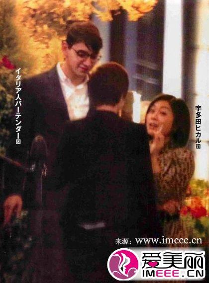 宇多田光离过几次婚现状在干什么?宇多田光母亲好漂亮坠亡现场图