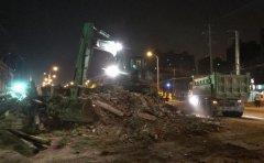 上海最牛钉子屋拆除过程图谈判内容,屋主14年怎么过的怎么妥协了
