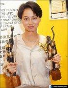 建宁公主刘玉翠怎么不结婚有老公吗?刘玉翠张卫健的关系在一起过