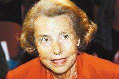欧莱雅女继承人贝当古得什么病去世的?揭世界最富女人贝当古资产