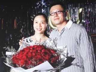 女排魏秋月老公袁灵犀是做什么的多大的?两人婚礼最新消息揭秘