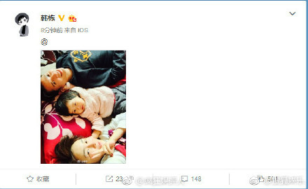 韩栋老婆李想照片资料简介曝光 韩栋为什么不火呢真实原因揭秘