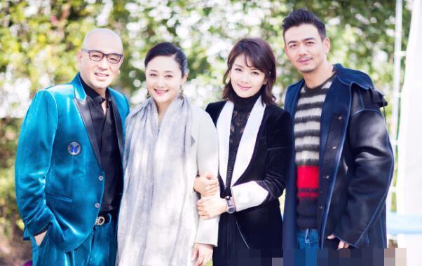 张晨光有多宠老婆谢美惠两个儿子近照?张晨光第一任老婆是岳翎吗