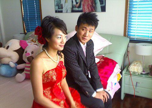 朱丹女儿正面照与周一围婚礼啥时候办?扒前夫林涵照片离婚内幕