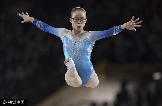 华裔体操冠军被养父母高额收养?会中文吗来过中国吗亲生父母是谁