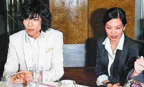 萧敬腾女友就是经纪人林有慧吻照 萧敬腾前任温慧珍照片分手原因