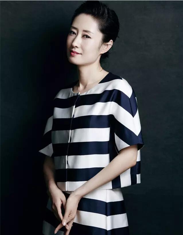 刘敏涛是金星最想采访的女明星,可却很少有人知道
