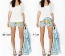 裙子的长度与腿的对照表,腿短的女生穿什么裙子好看?