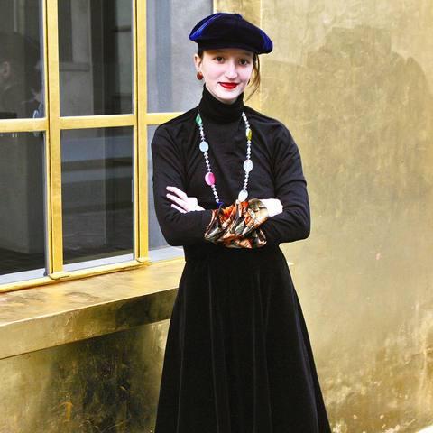 怎么穿的复古风潮大行其道的今天,如何成为一名Vintage风女孩?