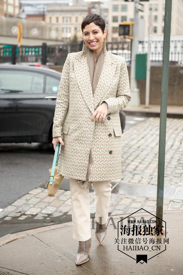如果今年春天只能选择穿一件外套,那一定是西装外套!
